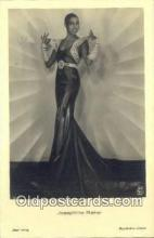 act002214 - Josephine Baker Postcard Post Card Old Vintage Antique