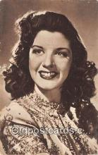 act002226 - Peggy Ryan Movie Actor / Actress, Entertainment Postcard Post Card