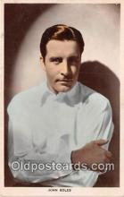 act002256 - John Boles Movie Actor / Actress, Entertainment Postcard Post Card
