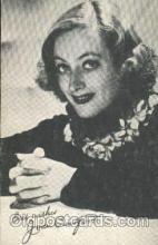 act003003 - Joan Crawford Postcard, Post Card