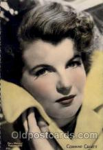 act003015 - Corinne Calvet Postcard, Post Card