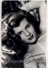 act003018 - Corinne Calvet Postcard, Post Card