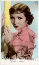 act003034 - Claudette Colbert Postcard, Post Card