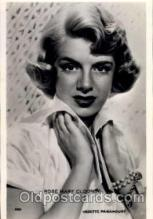 act003040 - Rosemary Clooney Postcard, Post Card