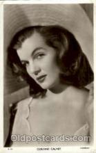 act003097 - Corinne Calvet Postcard Post Card