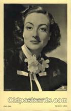 act003106 - Joan Crawford Postcard Post Card
