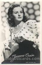 act003120 - Jeanne Crain Actor, Actress, Movie Star, Postcard Post Card