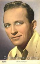 act003146 - Bing Crosby Actor, Actress, Movie Star, Postcard Post Card