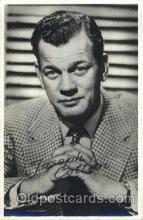act003147 - Joseph Cotten Actor, Actress, Movie Star, Postcard Post Card