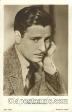act003152 - Ronald Colman Actor, Actress, Movie Star, Postcard Post Card