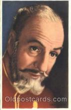 act003156 - Louis Calhern Trade Card Actor, Actress, Movie Star, Postcard Post Card