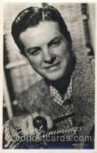 act003157 - Robert Cummings Actor, Actress, Movie Star, Postcard Post Card