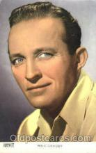 act003158 - Bing Crosby Actor, Actress, Movie Star, Postcard Post Card