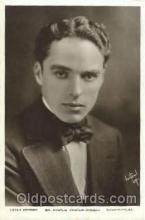 act003161 - Charlie Chaplin Actor, Actress, Movie Star, Postcard Post Card