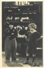act003171 - Jackie Coogan Actor, Actress, Movie Star, Postcard Post Card