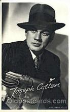 act003190 - Joseph Cotten Actor, Actress, Movie Star, Postcard Post Card
