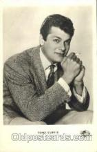 act003195 - Tony Curtis Actor, Actress, Movie Star, Postcard Post Card