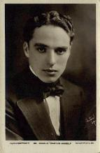 act003208 - Charlie Chaplin Postcards Old Vintage Antique Actor Postcard