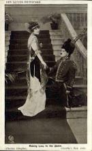 act003210 - Charlie Chaplin Postcards Old Vintage Antique Actor Postcard