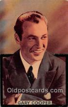 act003220 - Gary Cooper Movie Actor / Actress, Entertainment Postcard Post Card
