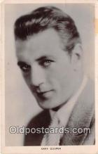 act003221 - Gary Cooper Movie Actor / Actress, Entertainment Postcard Post Card