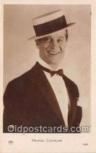 act003238 - Maurice Chevalier Movie Actor / Actress, Entertainment Postcard Post Card