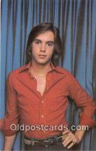 act003240 - Shaun Cassidy Movie Actor / Actress, Entertainment Postcard Post Card