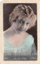 act003253 - Miss Jewel Carmen Movie Actor / Actress, Entertainment Postcard Post Card