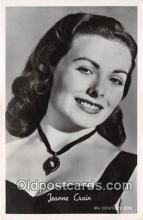 act003260 - Jeanne Crain Movie Actor / Actress, Entertainment Postcard Post Card