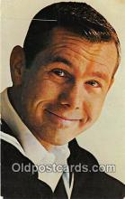 act003264 - Johny Carson Lat night TV Show Host / Entertainment Postcard Post Card