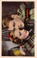 act003270 - Gary Cooper & Anna Sten Movie Actor / Actress, Entertainment Postcard Post Card