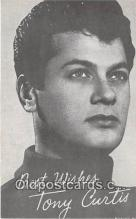 act003273 - Tony Curtis Movie Actor / Actress, Entertainment Postcard Post Card