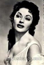 act004009 - Yvonne De Carlo Postcard