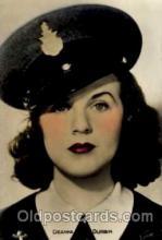 act004031 - Deanna Durbin Postcard
