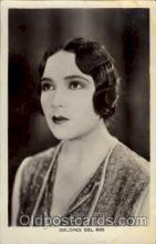 act004049 - Dolores Del Rio Postcard, Post Card