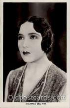 act004053 - Dolores Del Rio Postcard, Post Card