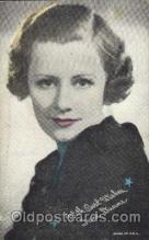 act004065 - Irene Dunne Postcard, Post Card