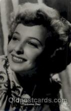 act004100 - Laraine Day Postcard Post Card
