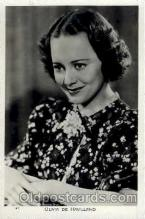 act004103 - Olivia De Havilland Postcard Post Card