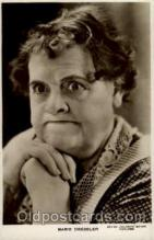 act004109 - Marie Dressler Postcard Post Card