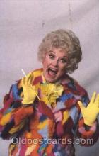act004113 - Phyllis Diller Actor, Actress, Movie Star, Postcard Post Card