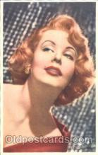 act004121 - Arlene Dahl Trade Card Actor, Actress, Movie Star, Postcard Post Card