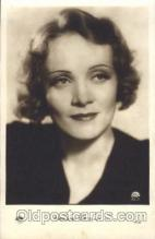 act004129 - Marlene Dietrich Actor, Actress, Movie Star, Postcard Post Card