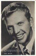 act004147 - Dan Daily Actor, Actress, Movie Star, Postcard Post Card