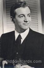 act004152 - Bobby Darin Actor, Actress, Movie Star, Postcard Post Card