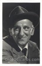 act004158 - Jimmy Durante Actor, Actress, Movie Star, Postcard Post Card