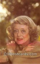 act004174 - Bette Davis Movie Actor / Actress, Entertainment Postcard Post Card