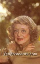act004179 - Bette Davis Movie Actor / Actress, Entertainment Postcard Post Card