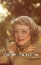 act004181 - Bette Davis Movie Actor / Actress, Entertainment Postcard Post Card