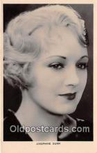 act004185 - Josephine Dunn Movie Actor / Actress, Entertainment Postcard Post Card